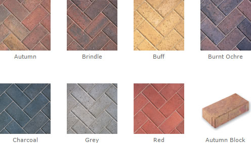 Block Paving Driveways Gloucestershire